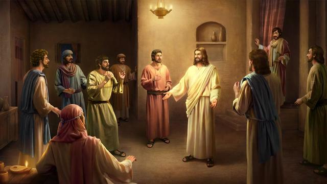 Question: Why did the Lord Jesus still appear to people for 40 days after His resurrection? What is the significance of His appearance?