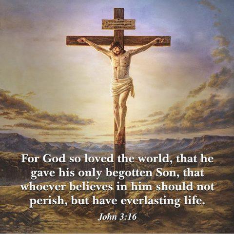 Bible Study—John 3:16