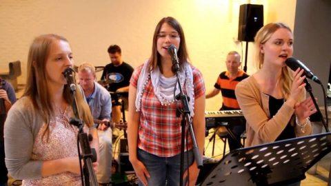 Shine, Jesus, Shine - Kirchenband