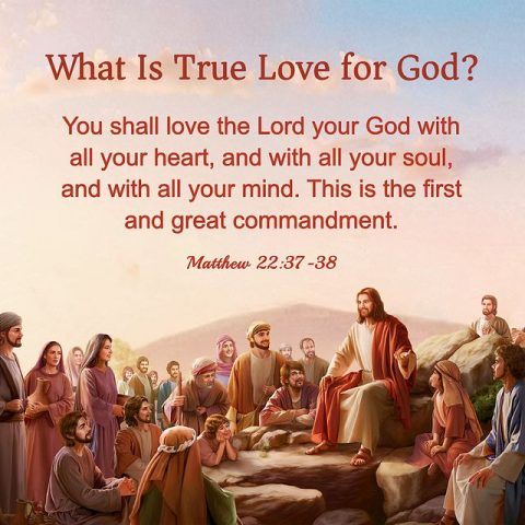 Bible Study—Matthew 22:37-38