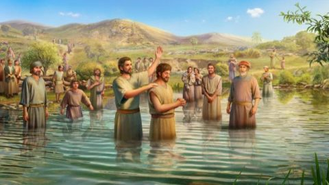 8 Bible Verses About Baptism to Help You Know the True Meaning of Baptism