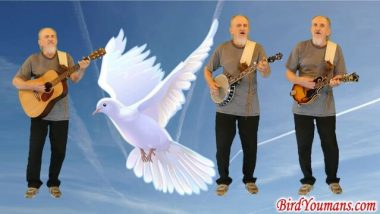 On the Wings of a Dove an old favorite country Gospel song